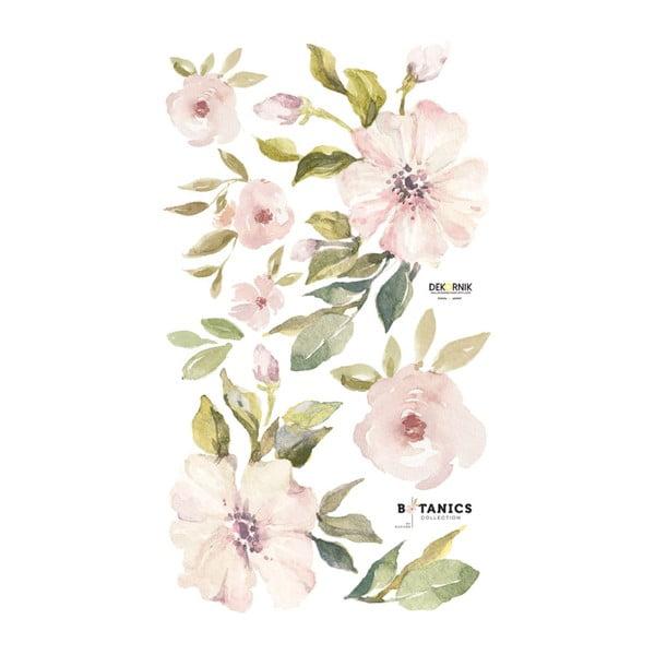 Autocolant pentru perete Dekornik Botanix Pastel Magnolia, L