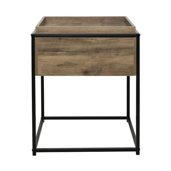 Odkládací stolek s úložným prostorem Monobeli Darina