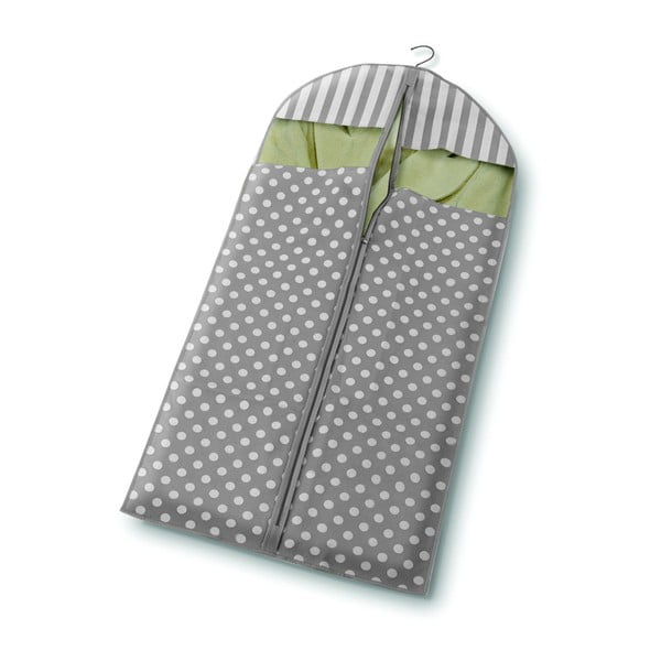 Šedý obal na obleky Cosatto Trend,137x60cm