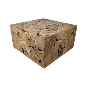 Konferenční stolek  z teakového dřeva HSM collection Mona