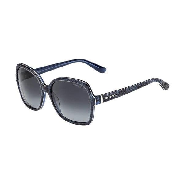 Sluneční brýle Jimmy Choo Lori Python Blue/Grey