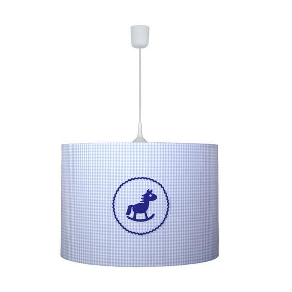 Závěsné světlo Blue Horse
