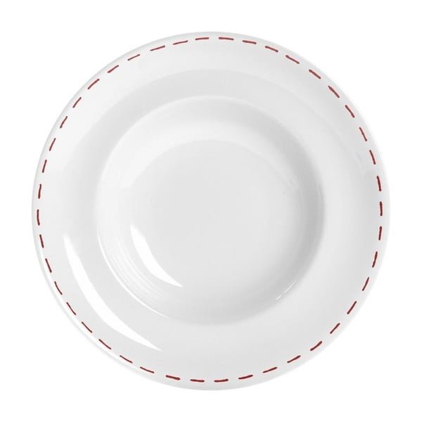 Set dvou talířů Sophie, 30,5 cm, červený