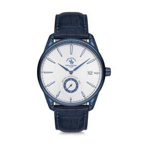 Pánské hodinky s koženým řemínkem Santa Barbara Polo & Racquet Club Bobby