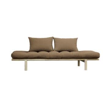 Canapea Karup Design Pace Natural/Mocca de la Karup Design