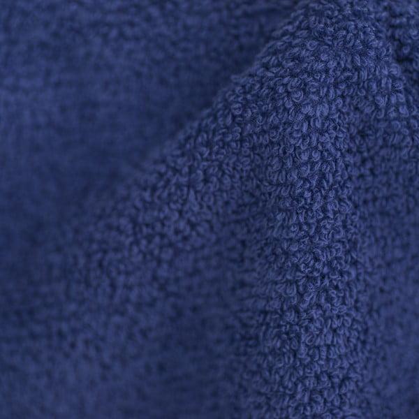 Námořnicky modrý bavlněný župan Casa di Bassi, velikost XS/S