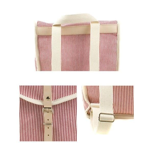 Batoh Red Stripes Heap