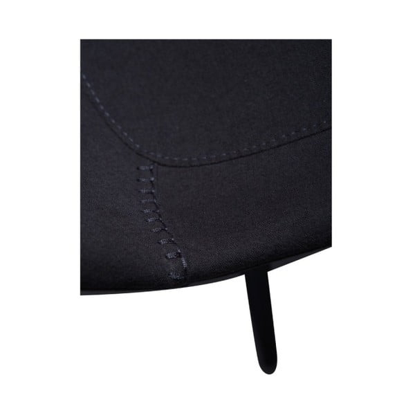 Černá jídelní židle DAN–FORM Denmark Hype