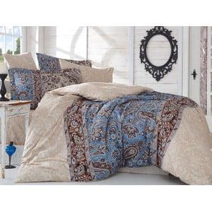 Lenjerie de pat cu cearșaf Caterina, 200 x 220 cm