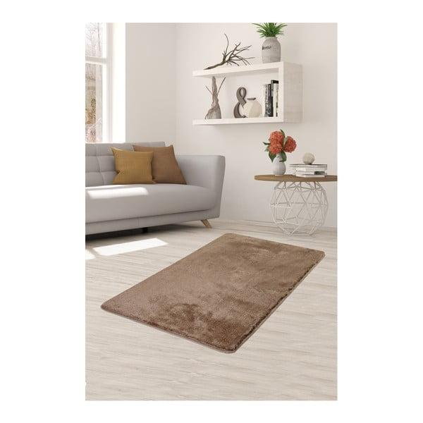 Světle hnědý koberec Milano, 120x70cm