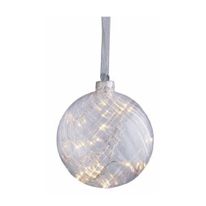 Svítící koule Turned, 12 cm