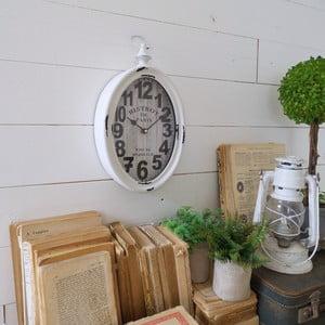 Nástěnné hodiny Bistro Orchidea