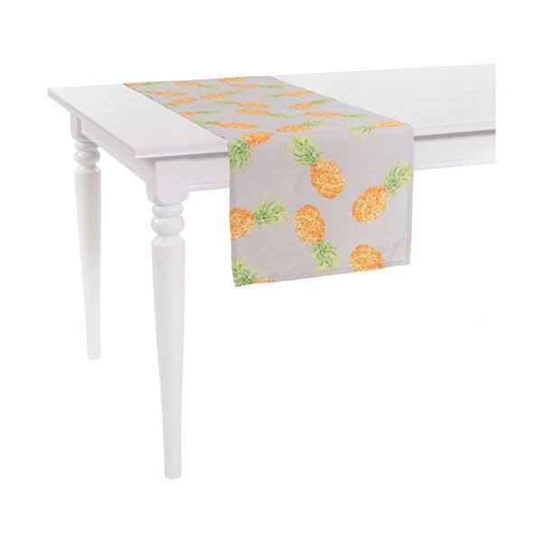 Behúň na stôl Apolena Pineapple Style, 40×140 cm