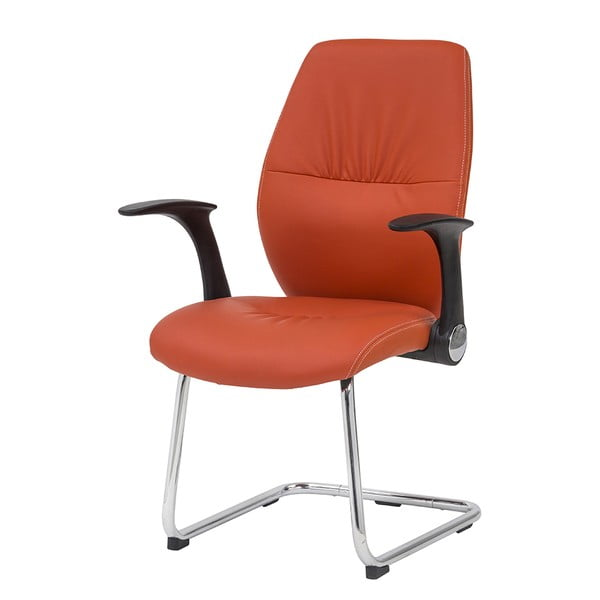 Pracovní židle Icaro, oranžová