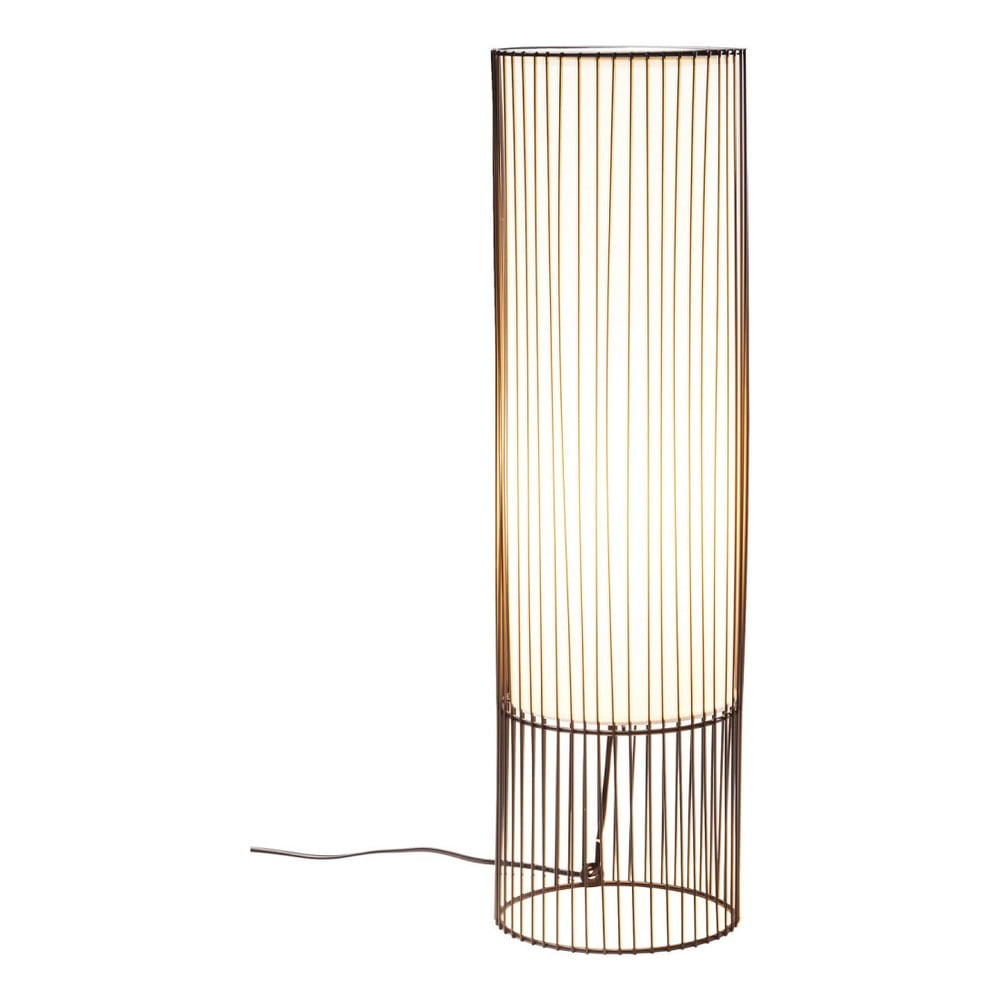 Černá stojací lampa Kare Design Capello, výška 70 cm
