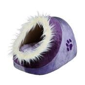 Pelíšek pro psy i kočky Minou, fialový