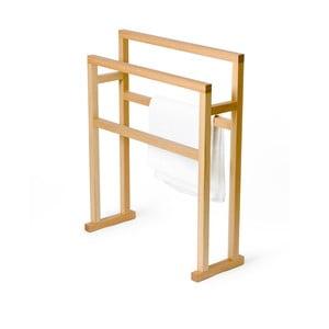 Dřevěný stojan na osušky Wireworks Mezza Grande