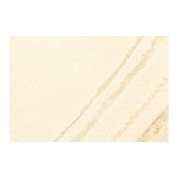 Koupelnová předložka U.S. Polo Assn. Helena Cream, 60x100 cm
