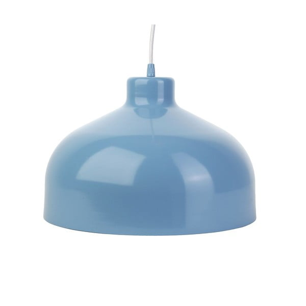 Modré stropní světlo Loft You B&B, 33 cm