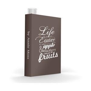 Skladná lahev Asobu My Discreet Life, 475 ml