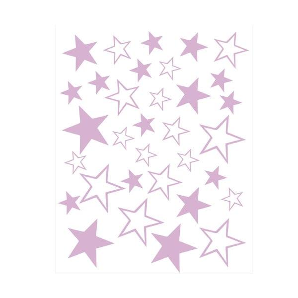 Vinylová samolepka Estrellas Lila