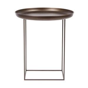 Bronzový odkládací stolek NORR11 Duke Small