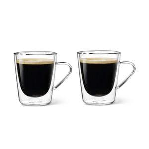 Sada 2 dvoustěnných sklenic Bredemeijer Multiuso, 220ml