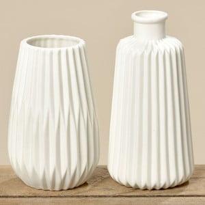 Set 2 vaze din porțelan Boltze Esko