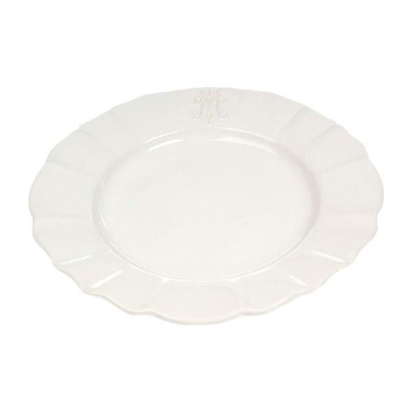 Střední keramický talíř J-Line