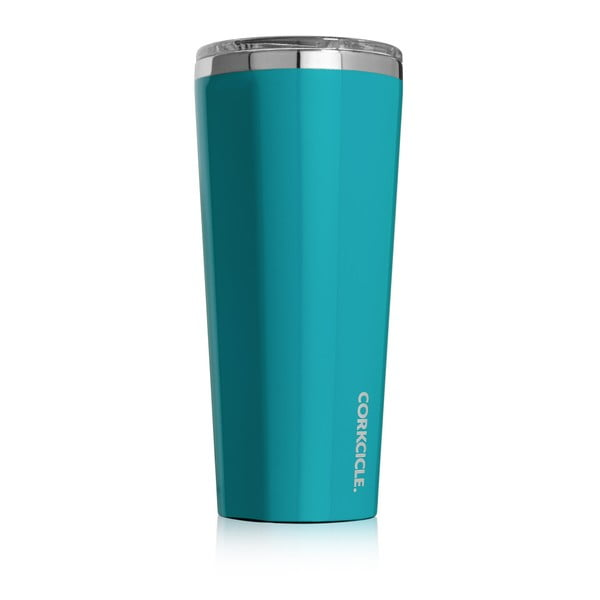 Modrý termohrnek Corkcicle, 700ml