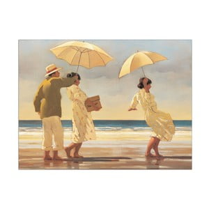 Obraz Vettriano - The Picnic party, 80x60 cm