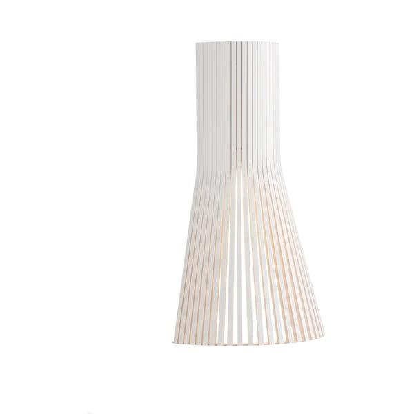 Nástěnné svítidlo Secto 4231 White, 45 cm
