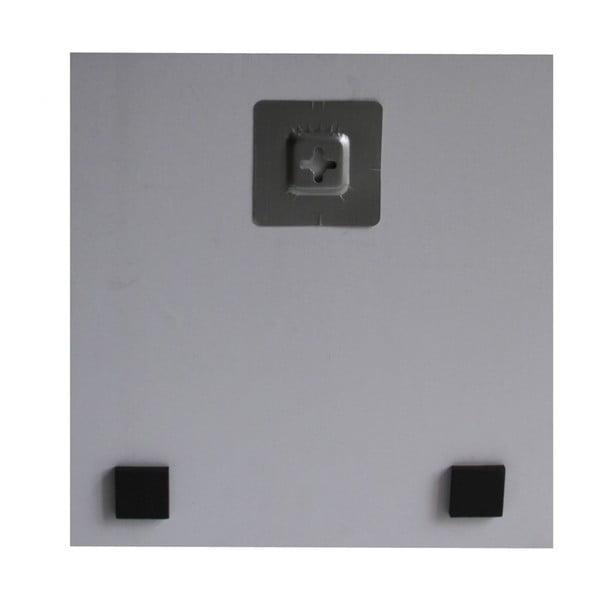 Obraz na skle Zimní lavička, 40x60 cm