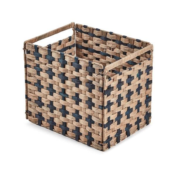 Brązowy koszyk La Forma Woody, 35x25 cm