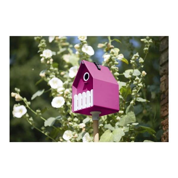 Ptačí budka Landhaus Bird Pink