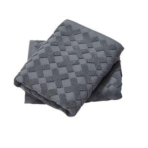 Osuška Cross Grey, 55x35 cm