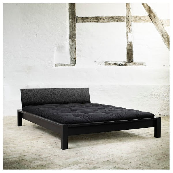 Postel Karup Tami Leather Black/Black leather