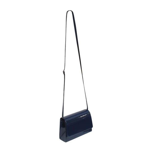 Kožená kabelka/psaníčko Boscollo Blue 2415