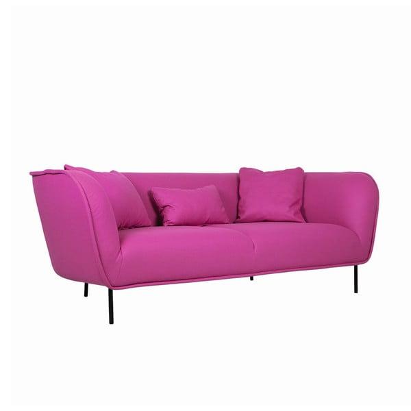 Pohovka pro tři Maja Panno Pink