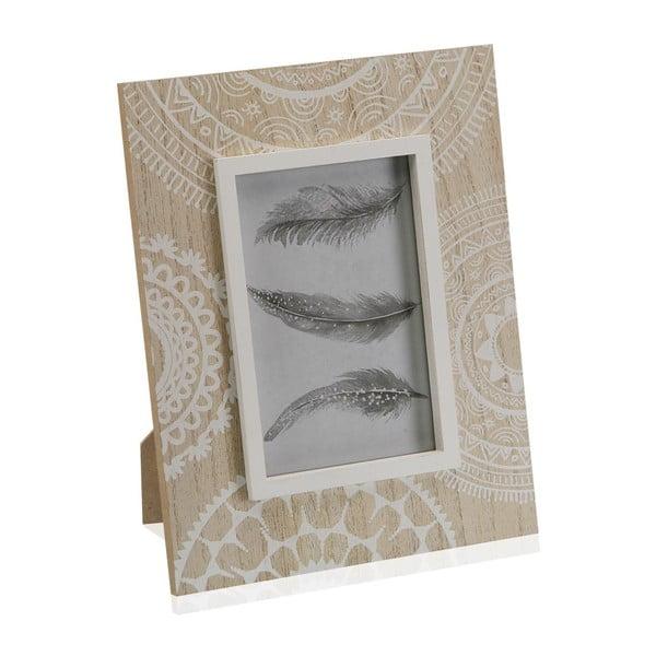 Drevený rámik na fotografiu Versa Margareta, 10 × 15 cm