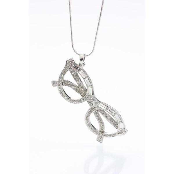 Náhrdelník s krystaly Swarovski Elements Laura Bruni Glasses