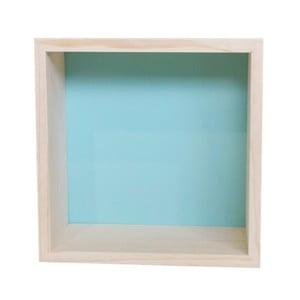 Dekorace Cubo Nordic Aqua S