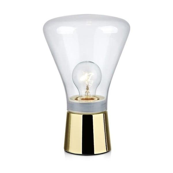 Stolní lampa ve zlaté barvě Markslöjd Jack, ø16,5cm