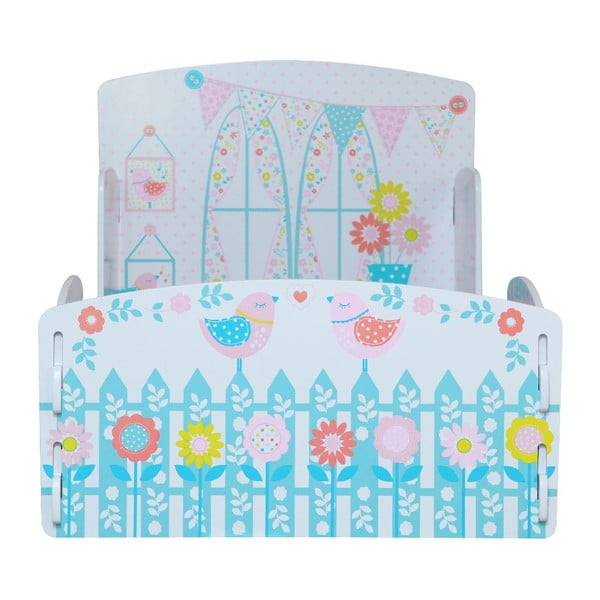 Dětská postel Country Cottage, 140x70 cm