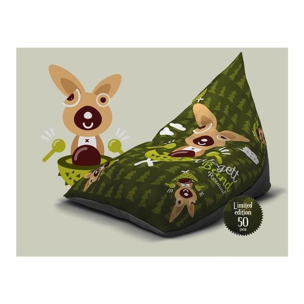 Dětský sedací vak Rabbit