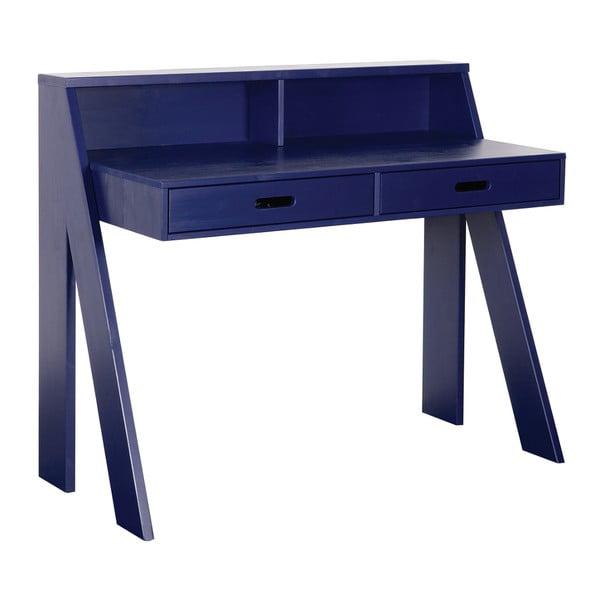 Pracovní stůl Max, tmavě modrý