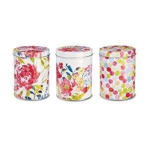 Set 3 cutii Cooksmart England Floral Romance