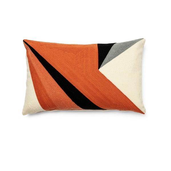 Shara színes párnahuzat, 50 x 30 cm - La Forma