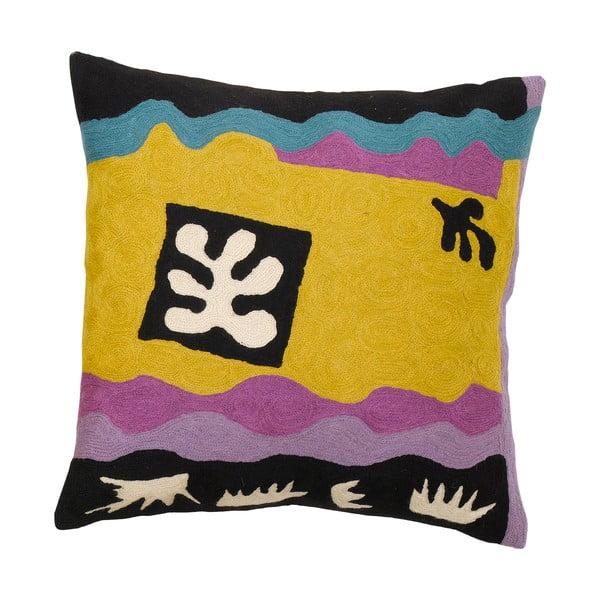 Povlak na polštář Matisse Flower, 45x45 cm