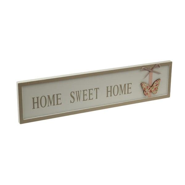 Dřevěná cedule Home Sweet Home